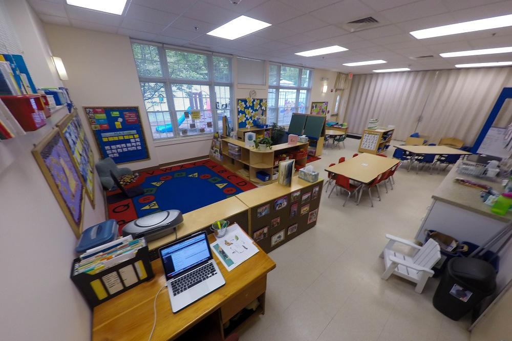 CHDS Preschool 2 (P2) - Classroom