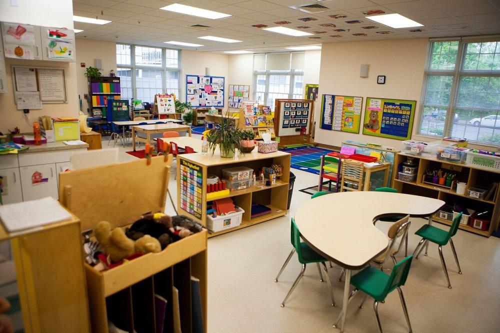 CHDS Pre-Kindergarten / Kindergarten - Classroom